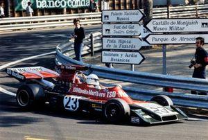 Howden Ganley, Williams IR02 Ford