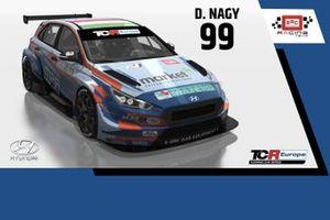 Dániel Nagy, BRC Racing Team, Hyundai i30 N TCR