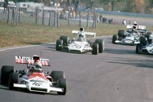 Howden Ganley, BRM P160C, Peter Revson, McLaren M19C, Mike Hailwood, Surtees TS9B