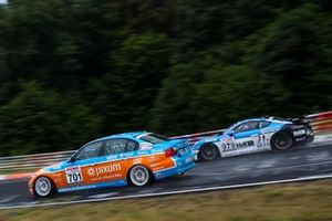 #701 BMW 325i: Christopher Rink, Danny Brink, Philipp Leisen