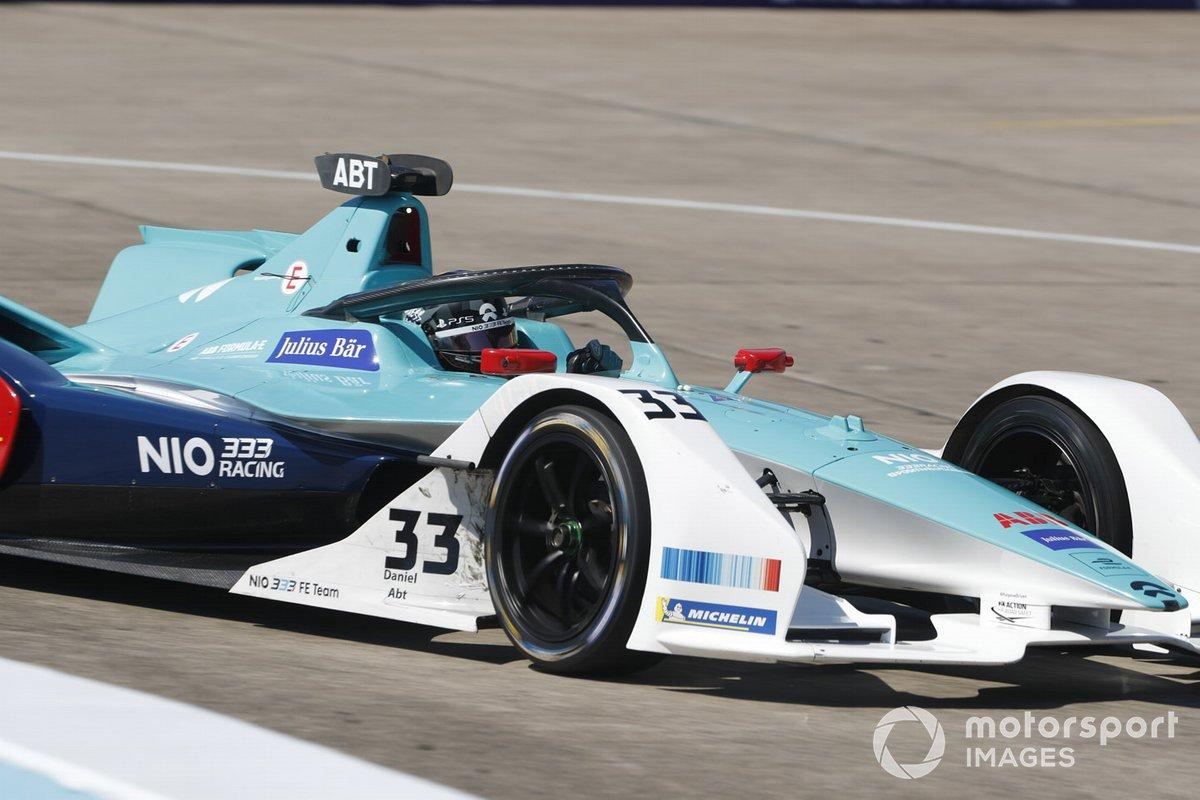 Daniel Abt, NIO 333, NIO Sport 004