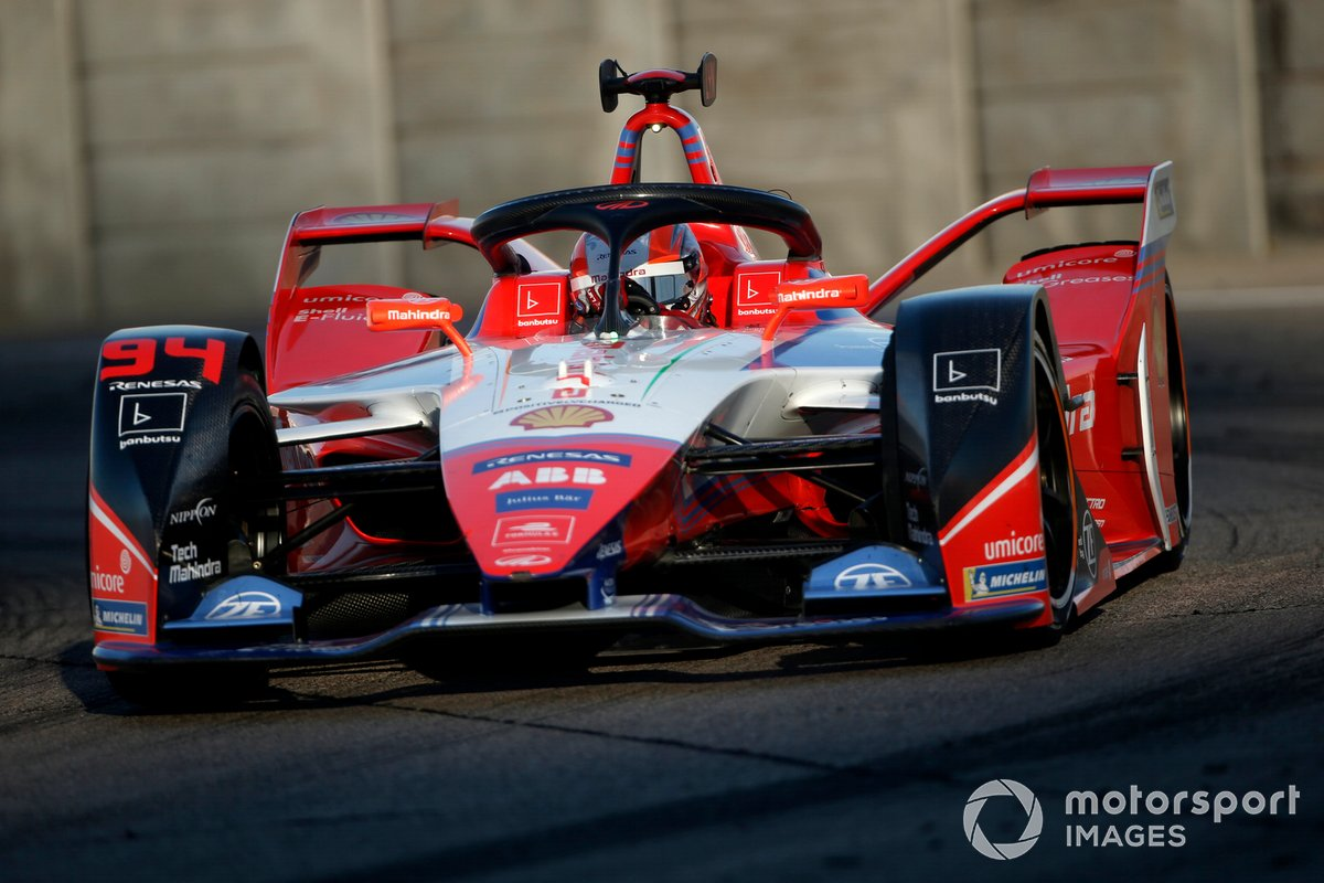 Alex Lynn , Mahindra Racing, M6Electro