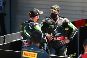 Alex Lowes, Kawasaki Racing Team, Jonathan Rea, Kawasaki Racing Team