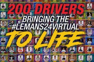 24 Hours of Le Mans Virtual poster