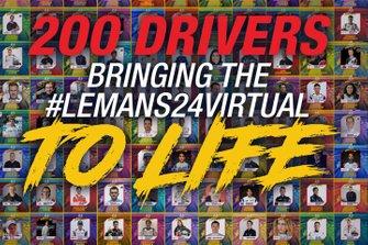 24 Horas de Le Mans Virtual poster