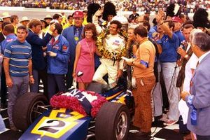 Al Unser and VPJ team