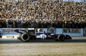 Jackie Stewart, Tyrrell 003, GP d'Argentina del 1972