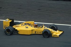 Martin Donnelly, Lotus 102