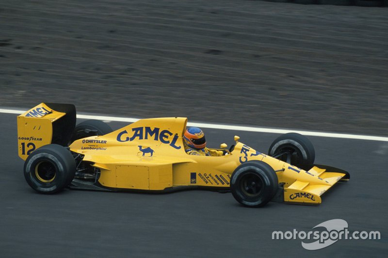 #12: Martin Donnelly (Lotus)
