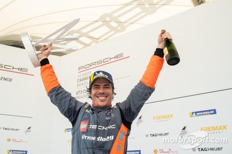 Rodrigo Mello - Porsche