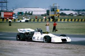 Graham Hill, Brabham BT33 Ford
