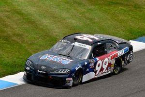 Josh Bilicki B.J. McLeod Motorsports, Toyota Supra Insurance King