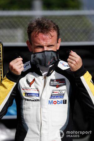 #3: Corvette Racing Corvette C8.R, GTLM: Antonio Garcia