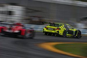 #12: AIM Vasser Sullivan Lexus RC-F GT3, GTD: Frankie Montecalvo, Townsend Bell