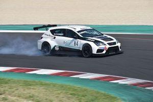 Riccardo Ruberti, PMA Motorsport, Cupra TCR