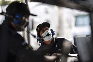 #5 Mustang Sampling Racing / JDC-Miller MotorSports Cadillac DPi, DPi: Christian Fittipaldi