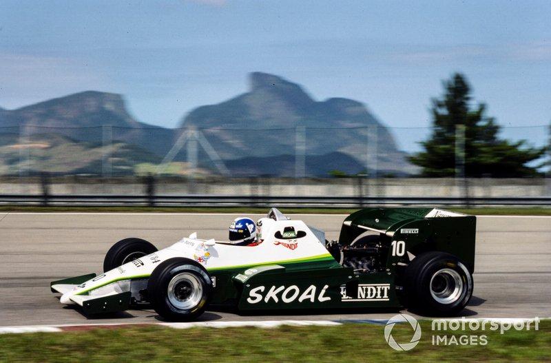 Jonathan Palmer (83 GPs)