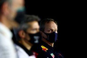 Ведущий инженер Red Bull Racing Пол Монаган