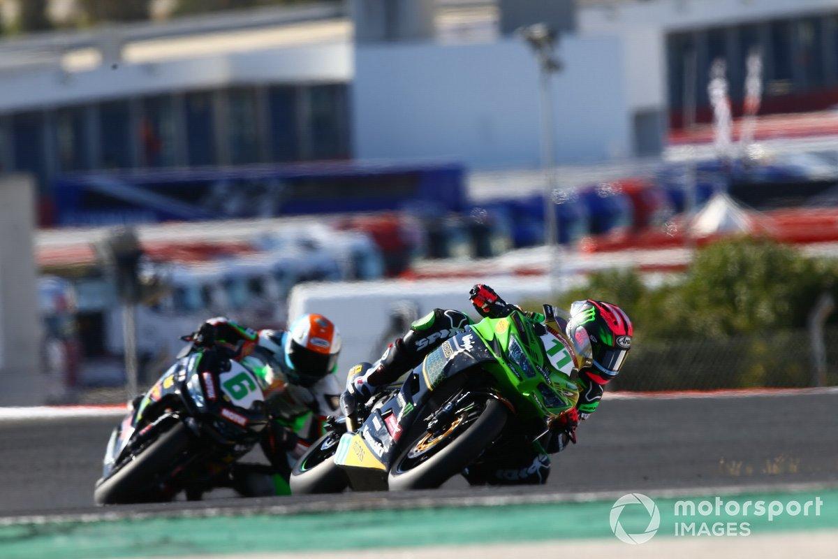 Ana Carrasco, Kawasaki Provec WorldSSP300, Jeffery Buis, MTM Kawasaki Motoport