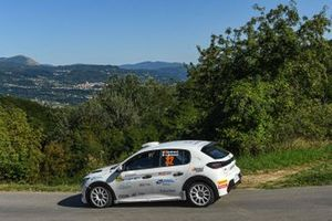 Paolo Andreucci, Anna Andreussi, Peugeot 208 Rally4, FPF SPORT SRL
