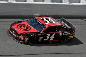 Michael McDowell, Front Row Motorsports, Ford Mustang Chicago Pneumatic