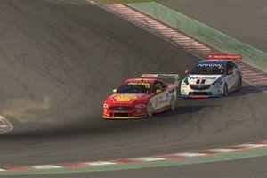 Fabian Coulthard, Team Penske, Lando Norris, Walkinshaw Andretti United