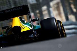 Giedo van der Garde, Caterham CT03 Renault