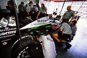 Mika Häkkinen, McLaren MP4-15 Mercedes