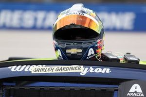 Helm: William Byron, Hendrick Motorsports