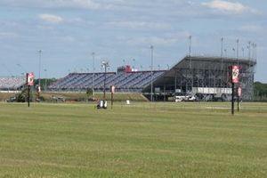 Anfahrt zum Darlington Raceway