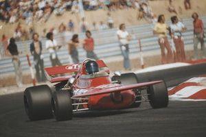 Andrea de Adamich, March 711 Alfa Romeo, GP di Francia del 1971