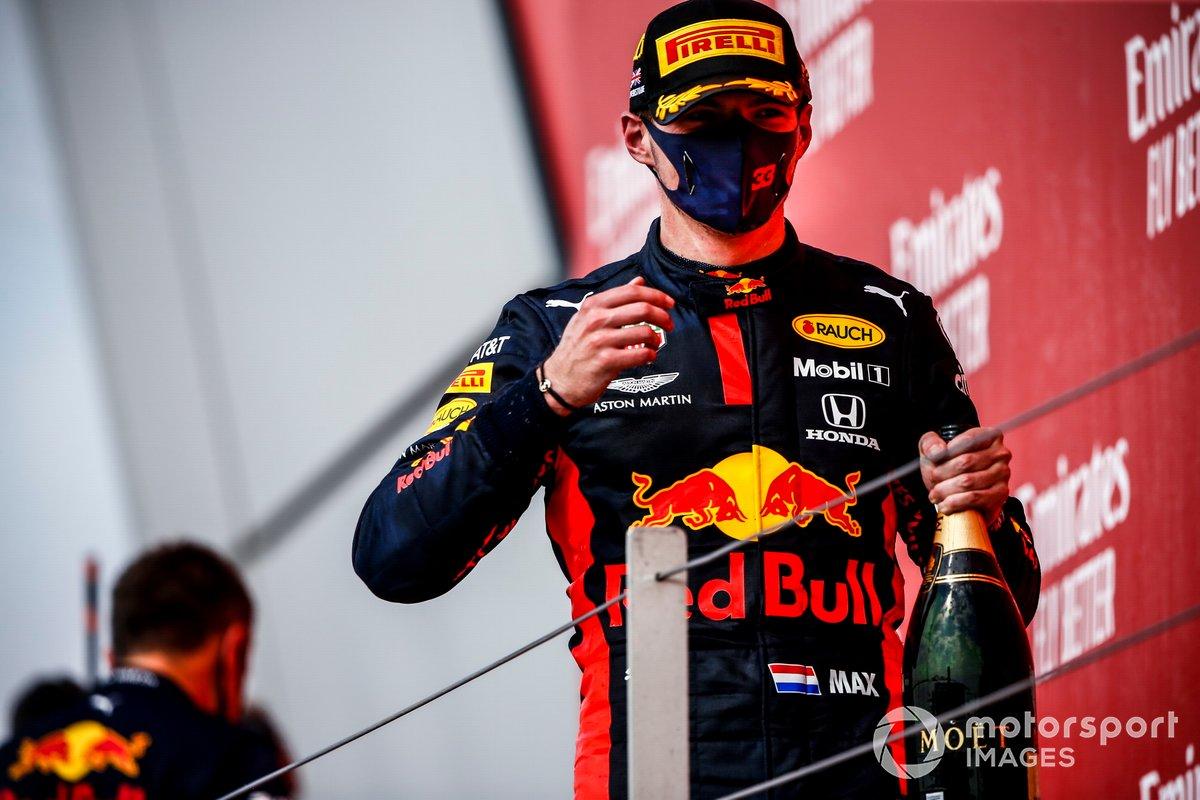 Silverstone 2: Max Verstappen (Red Bull)
