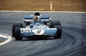 François Cevert, Tyrrell 002 Ford