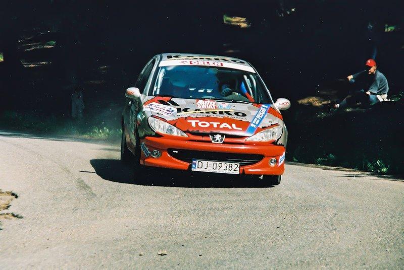 Łukasz Szterleja, Marek Lisicki, Peugeot 206 XS