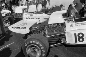 Graham Hill's Brabham BT37 Ford