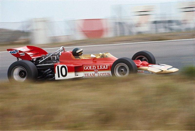 Aun así, con las cinco victorias que había logrado ese año hasta ese momento, Rindt acumuló una ventaja cómoda sobre Jack Ickx, quien no pudo quitarle el título