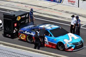 Martin Truex Jr., Joe Gibbs Racing, Toyota Camry Auto Owners Insurance