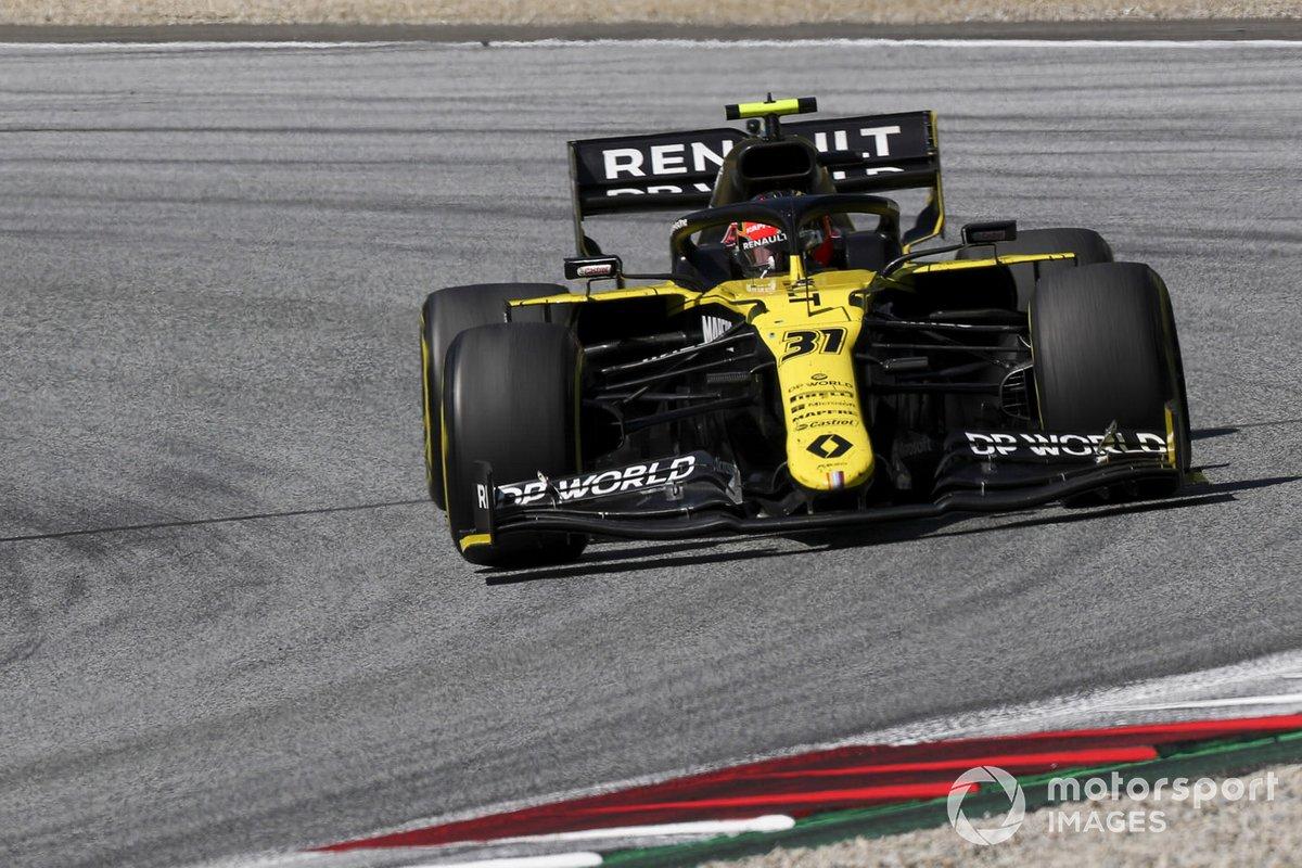 Esteban Ocon, Renault F1 Team: 6 puan
