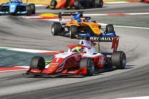 Oscar Piastri, Prema Racing e Alexander Peroni, Campos Racing