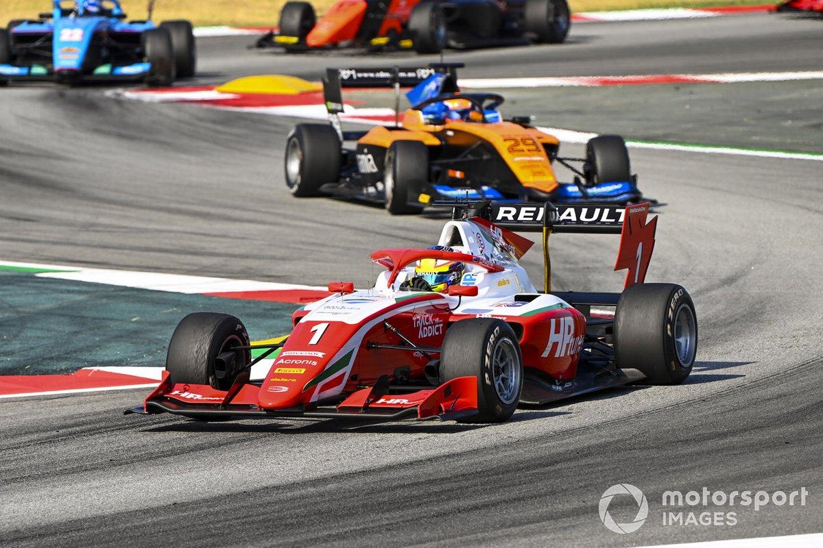Oscar Piastri, Prema Racing, Alexander Peroni, Campos Racing