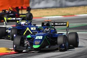 Cameron Das, Carlin Buzz Racing Leonardo Pulcini, Carlin Buzz Racing