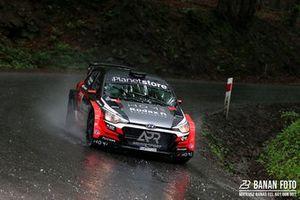 Testy przed Ireco Motorsport Rally