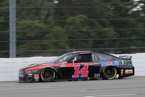 Clint Bowyer, Stewart-Haas Racing, Ford Mustang Mobil 1