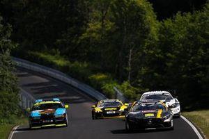 #155 Black Falcon Mercedes-AMG GT4: Stephan Rösler, Tristan Viidas