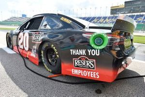 Erik Jones, Joe Gibbs Racing, Reser's Fine Foods Toyota Camry