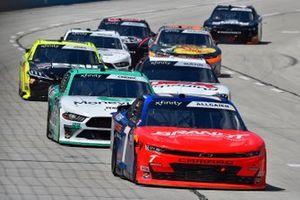 Justin Allgaier, JR Motorsports, Chevrolet Camaro BRANDT/Tracker Technologies