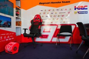 Box: Marc Marquez, Repsol Honda Team