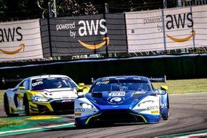 #159 Garage 59 Aston Martin Vantage AMR GT3: Valentin Hasse Clot, Andrew Watson