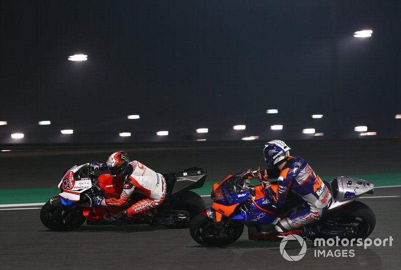Francesco Bagnaia, Pramac Racing, Iker Lecuona, Red Bull KTM Tech 3