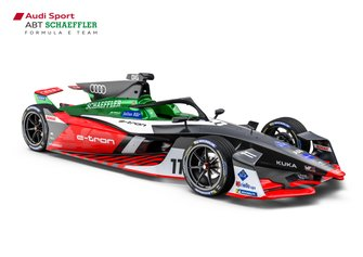Audi Sport ABT Schaeffler Gen2 EVO